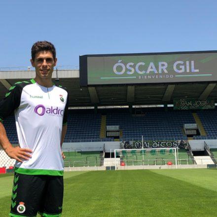 Óscar Gil, nuevo jugador balearico