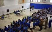 El ATB hace 'balearismo' en el Col·legi Juan de la Cierva de Palma