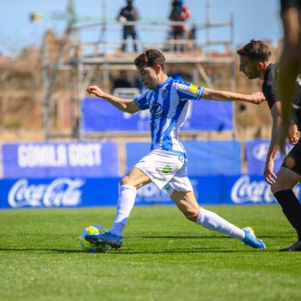 """Samuel: """"El fútbol siempre te da otra oportunidad y queremos subir"""""""