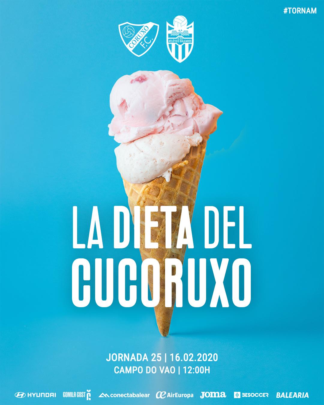 Jornada 25 - Coruxo FC