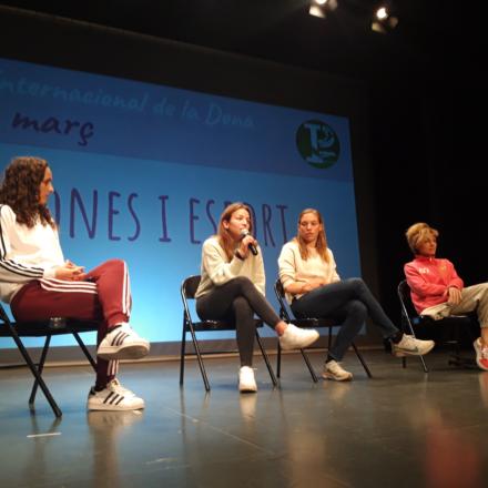 ATBFEM reivindica la igualdad en el deporte en Porreres