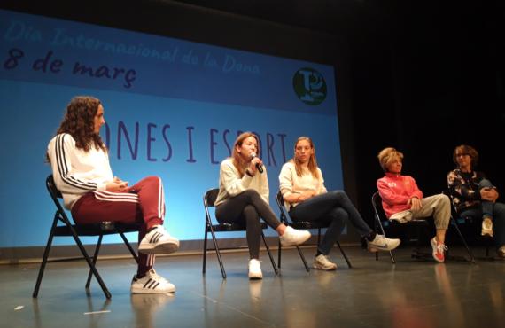L'ATBFEM reivindica la igualat a l'esport a Porreres
