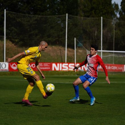 Atlético Baleares loses but maintains its advantage (2-0)