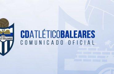 El Atlético Baleares presenta un ERTE