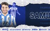 Finalitza la cessió de Samuel Shashoua, que torna al Tenerife