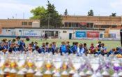 Galeria de fotos del lliurament de trofeus i diplomes del Campus d'Estiu