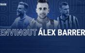 Álex Barrera, tercer refuerzo del ATB 2020/21