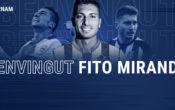 Fito Miranda, segon fitxatge de l'ATB 2020/21