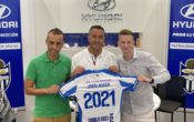 Jordi Roger, presentado en Hyundai Proa Automoción como entrenador