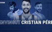 Cristian Pérez es nuevo jugador balearico