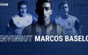 Marcos Baselga, otro delantero más para el ataque del ATB