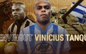 Vinicius Tanque, el 9 del ATB