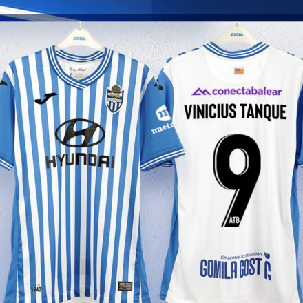 Ja tens la camiseta de Vinicius Tanque?