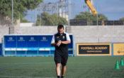 """Álex Casas: """"Tenemos mucha ilusión por intentar ganar el primer partido de liga"""""""