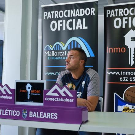 """Jordi Roger: """"Vamos con la intención de sacar los tres puntos"""""""