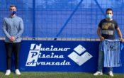 Acord de patrocini amb l'empresa Luciano Piscina Avançada